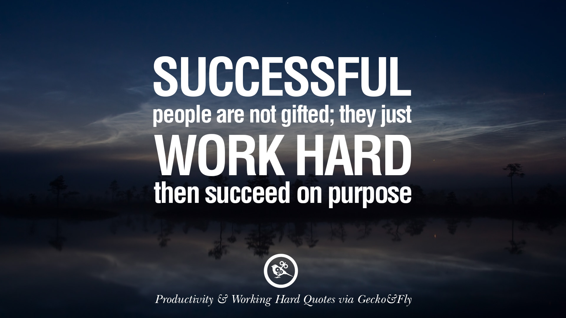 Work Hard Quotes: Dividend Cake