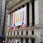 Visit to Wallstreet (New York) & Market Sentiment today