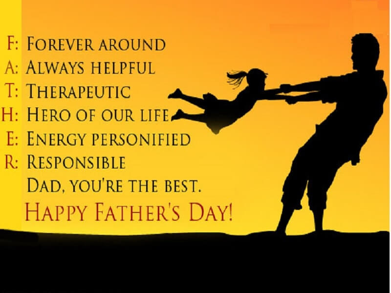 Happy Father's Day : The Three Things I want to teach our ...